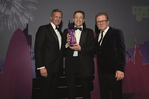 Office Agency Team of the Year George Roberts_Cushman & Wakefield